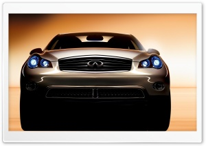 Infiniti Car 4 Ultra HD Wallpaper for 4K UHD Widescreen desktop, tablet & smartphone