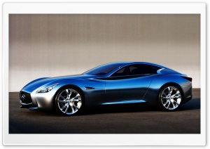 Infiniti Essence Supercar HD Wide Wallpaper for Widescreen