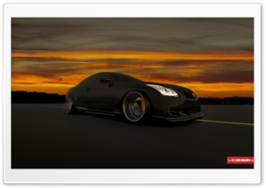 Infiniti G37 - VVSCV3 HD Wide Wallpaper for Widescreen
