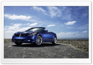 Infiniti G37S Car HD Wide Wallpaper for Widescreen