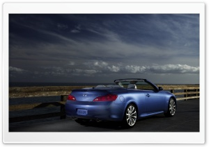 Infiniti G37S Car 3 HD Wide Wallpaper for Widescreen