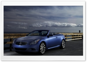 Infiniti G37S Car 4 HD Wide Wallpaper for Widescreen