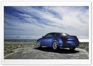 Infiniti G37S Car 6 HD Wide Wallpaper for Widescreen