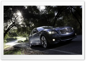 Infiniti M56 HD Wide Wallpaper for Widescreen