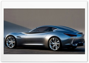 Infiniti Super Concept Car 1 HD Wide Wallpaper for Widescreen
