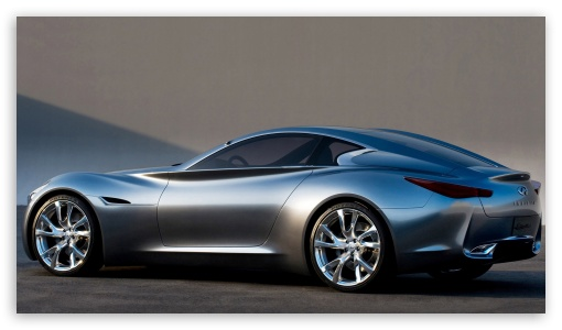 Infiniti Super Concept Car 1 UltraHD Wallpaper for 8K UHD TV 16:9 Ultra High Definition 2160p 1440p 1080p 900p 720p ; Mobile 16:9 - 2160p 1440p 1080p 900p 720p ;