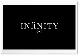 Infinity Black Ultra HD Wallpaper for 4K UHD Widescreen desktop, tablet & smartphone