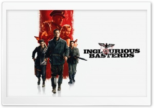 Inglourious Basterds HD Wide Wallpaper for Widescreen
