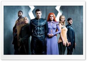 Inhumans 2017 HD Wide Wallpaper for Widescreen