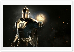 Injustice 2, Doctor Fate, Video Game HD Wide Wallpaper for Widescreen