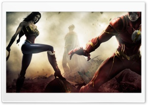 Injustice Gods Among Us HD Wide Wallpaper for Widescreen