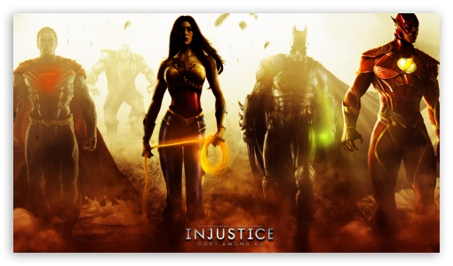 Injustice gods among us 2013 4k hd desktop wallpaper for 4k download injustice gods among us 2013 hd wallpaper voltagebd