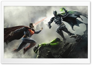 Injustice Gods Among Us HD Wide Wallpaper for 4K UHD Widescreen desktop & smartphone