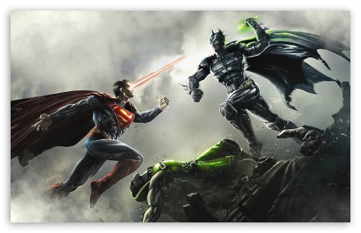 Injustice Gods Among Us HD wallpaper for Wide 16:10 5:3 Widescreen WHXGA WQXGA WUXGA WXGA WGA ; HD 16:9 High Definition WQHD QWXGA 1080p 900p 720p QHD nHD ; Standard 3:2 Fullscreen DVGA HVGA HQVGA devices ( Apple PowerBook G4 iPhone 4 3G 3GS iPod Touch ) ; Mobile 5:3 3:2 16:9 - WGA DVGA HVGA HQVGA devices ( Apple PowerBook G4 iPhone 4 3G 3GS iPod Touch ) WQHD QWXGA 1080p 900p 720p QHD nHD ;