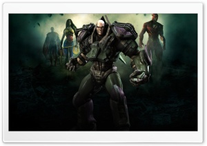 Injustice Gods Among Us - Lex Luthor HD Wide Wallpaper for Widescreen