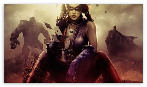 Download Injustice Gods Among Us Harley Quinn HD Wallpaper