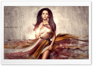 Inna Elena Alexandra HD Wide Wallpaper for Widescreen