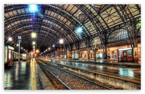 Inside A Train Station HD wallpaper for Standard 4:3 5:4 Fullscreen UXGA XGA SVGA QSXGA SXGA ; Wide 16:10 5:3 Widescreen WHXGA WQXGA WUXGA WXGA WGA ; HD 16:9 High Definition WQHD QWXGA 1080p 900p 720p QHD nHD ; Other 3:2 DVGA HVGA HQVGA devices ( Apple PowerBook G4 iPhone 4 3G 3GS iPod Touch ) ; Mobile VGA WVGA iPhone iPad PSP Phone - VGA QVGA Smartphone ( PocketPC GPS iPod Zune BlackBerry HTC Samsung LG Nokia Eten Asus ) WVGA WQVGA Smartphone ( HTC Samsung Sony Ericsson LG Vertu MIO ) HVGA Smartphone ( Apple iPhone iPod BlackBerry HTC Samsung Nokia ) Sony PSP Zune HD Zen ; Tablet 2 Android ;