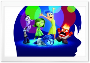 Inside Out - Disney, Pixar HD Wide Wallpaper for 4K UHD Widescreen desktop & smartphone