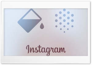 Instagram HD Wide Wallpaper for Widescreen