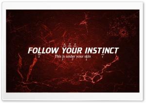 INSTINCT HD Wide Wallpaper for 4K UHD Widescreen desktop & smartphone