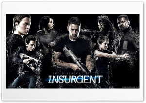 Insurgent HD Wide Wallpaper for Widescreen