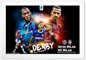 INTER MILAN - AC MILAN Ultra HD Wallpaper for 4K UHD Widescreen desktop, tablet & smartphone