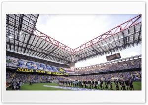 Inter SolaNonLaLascioMai Ultra HD Wallpaper for 4K UHD Widescreen desktop, tablet & smartphone