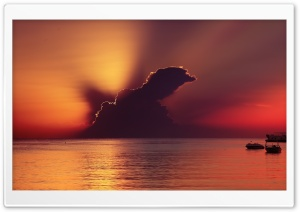 Interesting Cloud HD Wide Wallpaper for Widescreen