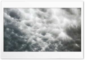 Interesting Clouds HD Wide Wallpaper for Widescreen