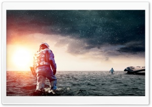 Interstellar HD Wide Wallpaper for 4K UHD Widescreen desktop & smartphone