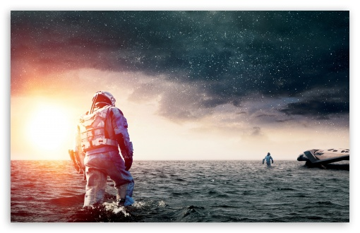 Download Interstellar UltraHD Wallpaper