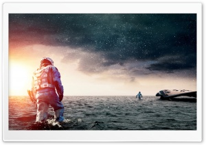Interstellar Ultra HD Wallpaper for 4K UHD Widescreen desktop, tablet & smartphone