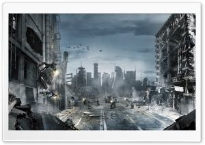 Inversion Game HD Wide Wallpaper for Widescreen