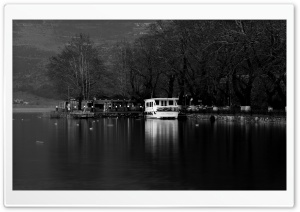 Ioannina Lake Greece Ultra HD Wallpaper for 4K UHD Widescreen desktop, tablet & smartphone