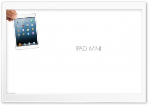 iPad Mini HD Wide Wallpaper for Widescreen