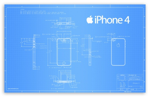 iPhone 4 Blueprint ❤ 4K UHD Wallpaper for Wide 16:10 5:3 Widescreen WHXGA WQXGA WUXGA WXGA WGA ; 4K UHD 16:9 Ultra High Definition 2160p 1440p 1080p 900p 720p ; Mobile 5:3 - WGA ;