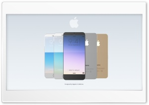 iPhone 6 Promotional HD Wide Wallpaper for Widescreen