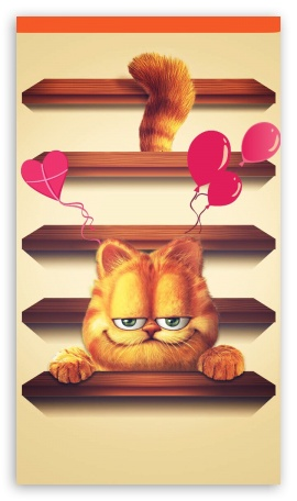 Download Iphone Wallpaper Garfield HD