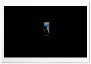 iPod Nano Apple Black HD Wide Wallpaper for Widescreen