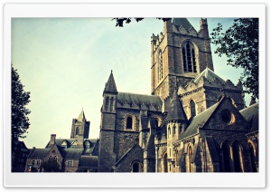 Ireland Cathedral HD Wide Wallpaper for Widescreen