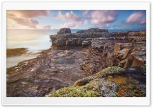 Ireland Coastline Ultra HD Wallpaper for 4K UHD Widescreen desktop, tablet & smartphone