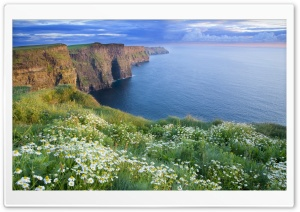 Ireland, Europe HD Wide Wallpaper for Widescreen