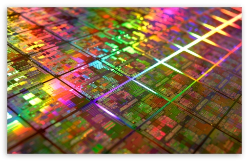 Iridescent Microchips HD wallpaper for Wide 16:10 5:3 Widescreen WHXGA WQXGA WUXGA WXGA WGA ; HD 16:9 High Definition WQHD QWXGA 1080p 900p 720p QHD nHD ; Standard 4:3 5:4 3:2 Fullscreen UXGA XGA SVGA QSXGA SXGA DVGA HVGA HQVGA devices ( Apple PowerBook G4 iPhone 4 3G 3GS iPod Touch ) ; iPad 1/2/Mini ; Mobile 4:3 5:3 3:2 16:9 5:4 - UXGA XGA SVGA WGA DVGA HVGA HQVGA devices ( Apple PowerBook G4 iPhone 4 3G 3GS iPod Touch ) WQHD QWXGA 1080p 900p 720p QHD nHD QSXGA SXGA ;