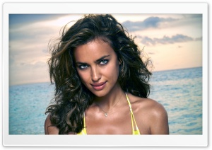 Irina Shayk Model HD Wide Wallpaper for Widescreen