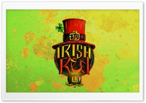 Irish Red HD Wide Wallpaper for Widescreen