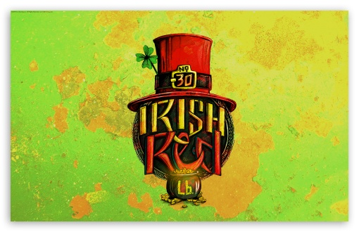 Irish Red HD wallpaper for Wide 16:10 5:3 Widescreen WHXGA WQXGA WUXGA WXGA WGA ; Mobile WVGA PSP - WVGA WQVGA Smartphone ( HTC Samsung Sony Ericsson LG Vertu MIO ) Sony PSP Zune HD Zen ;