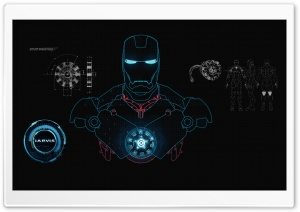 Iron Man Ultra HD Wallpaper for 4K UHD Widescreen desktop, tablet & smartphone