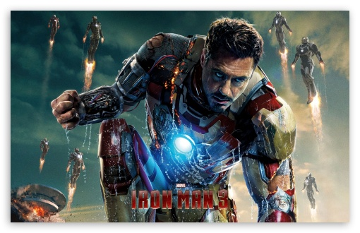 Iron Man 3 Ultra Hd Desktop Background Wallpaper For 4k Uhd Tv Widescreen Ultrawide Desktop Laptop Tablet Smartphone