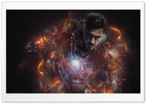 Iron Man HD Wide Wallpaper for 4K UHD Widescreen desktop & smartphone